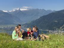 Zell am See im Sommer